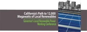 California Governor Seeks to Increase Renewable Energy