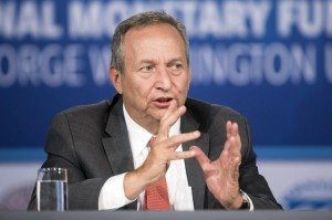 Larry Summers Calls For A Carbon Tax Now That Oil Prices Have Fallen
