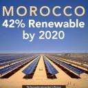 Morocco Heads toward Renewable Energy