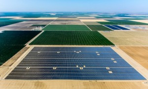 Solar power drives renewable energy investment